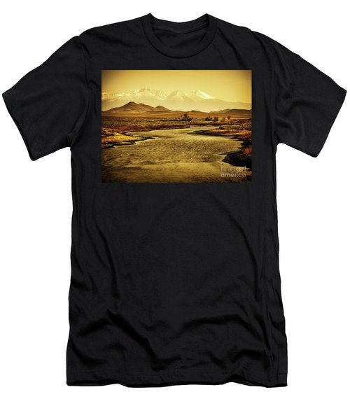 Rio Grande Colorado Men's T-Shirt (Athletic Fit)