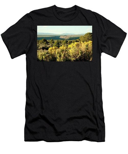 Rio Grande Gorge Men's T-Shirt (Athletic Fit)