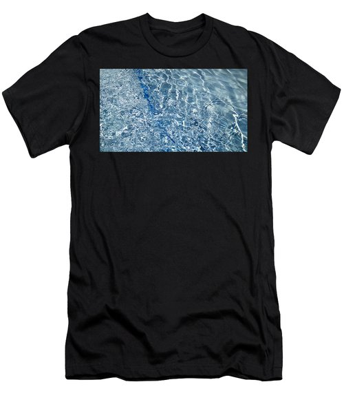 Ripples Of Summer Men's T-Shirt (Athletic Fit)