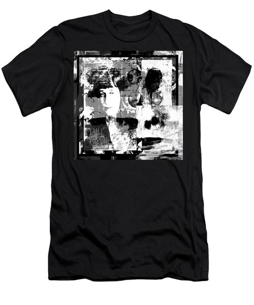 Men's T-Shirt (Slim Fit) featuring the photograph Rise Above And Write  by Danica Radman