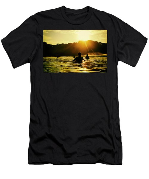 Rise And Shine Men's T-Shirt (Athletic Fit)