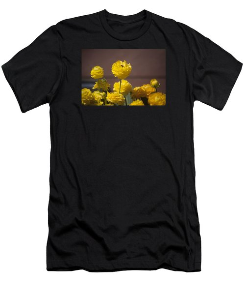 Rising Above The Crowd Men's T-Shirt (Athletic Fit)