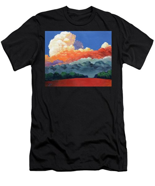 Rising High Men's T-Shirt (Athletic Fit)