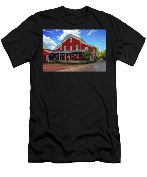 Rising Star Mill Men's T-Shirt (Athletic Fit)