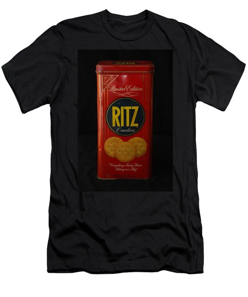 Ritz Crackers Men's T-Shirt (Athletic Fit)