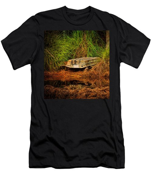 River Boat Men's T-Shirt (Athletic Fit)