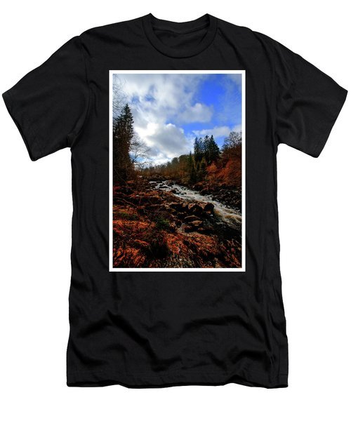 River Braan Men's T-Shirt (Athletic Fit)