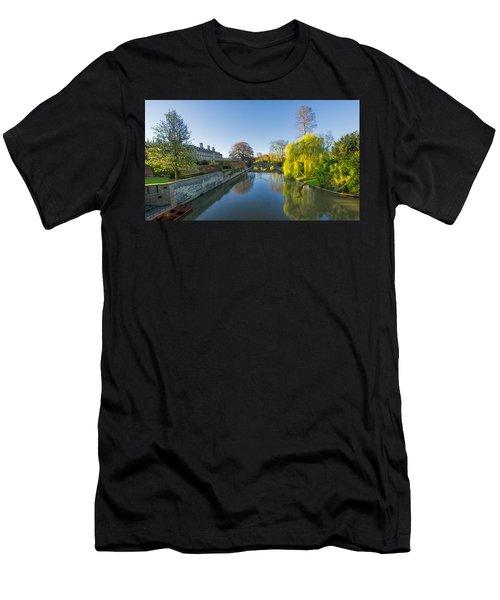 River Cam Men's T-Shirt (Athletic Fit)