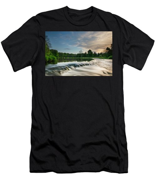 River Don - Aberdeen Men's T-Shirt (Athletic Fit)