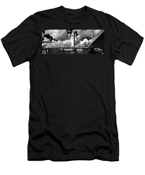 River Front Park Spokane Men's T-Shirt (Athletic Fit)