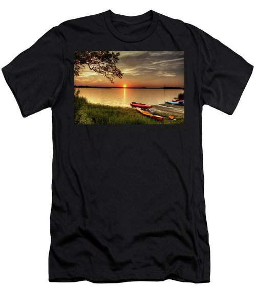 River Road Park Never Disappoints Men's T-Shirt (Athletic Fit)