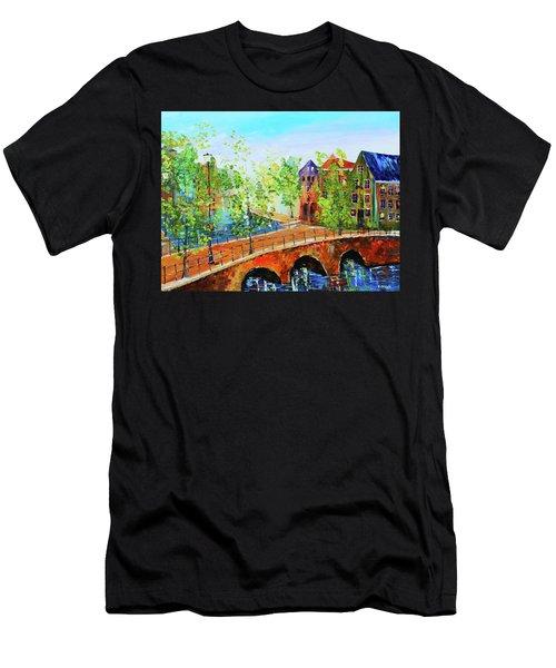River Runs Through It Men's T-Shirt (Athletic Fit)