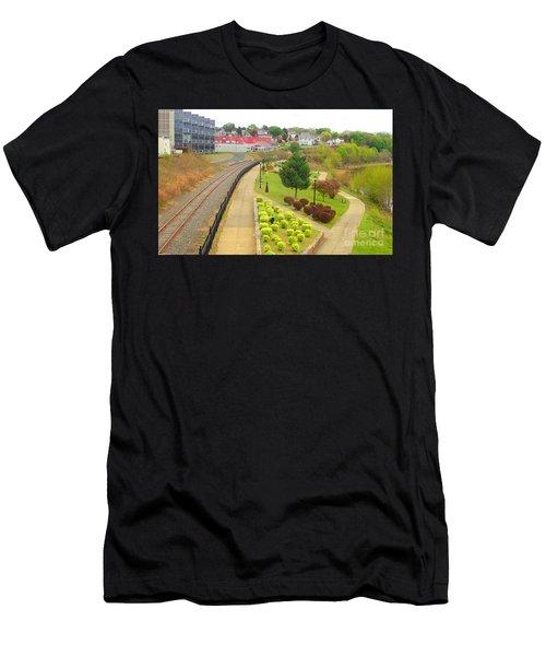 Rivers Edge Living   Men's T-Shirt (Athletic Fit)
