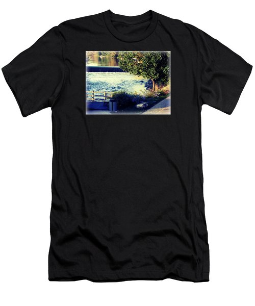 Riverside Men's T-Shirt (Athletic Fit)