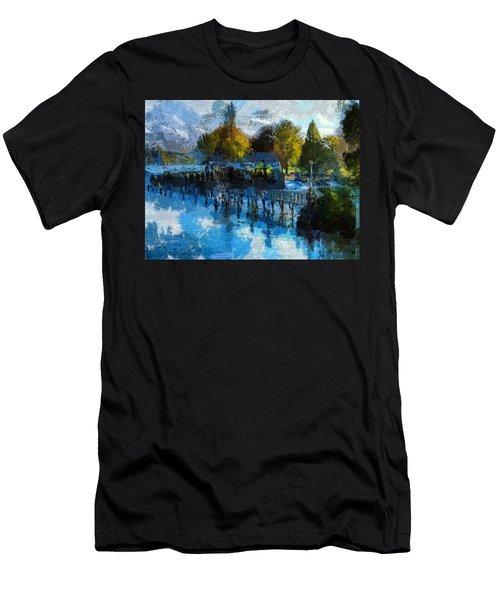 Riverview Men's T-Shirt (Athletic Fit)