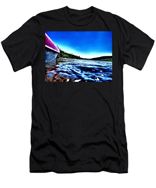 Rivewaves Men's T-Shirt (Athletic Fit)