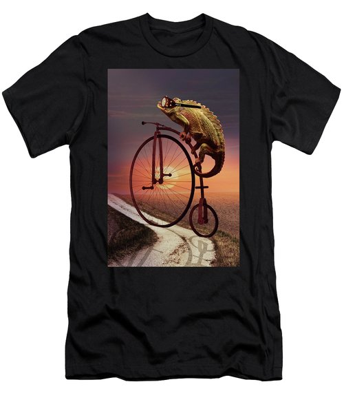Road To Home Men's T-Shirt (Athletic Fit)