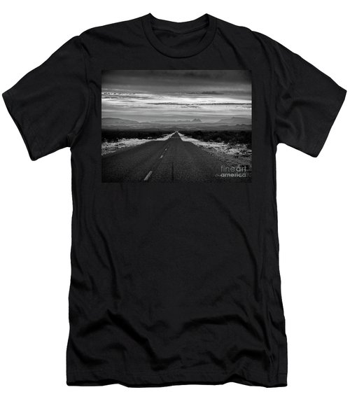 Road To Rio Grand Village Men's T-Shirt (Athletic Fit)