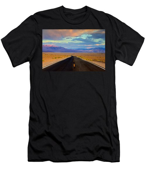 Road To The Dreams Men's T-Shirt (Athletic Fit)