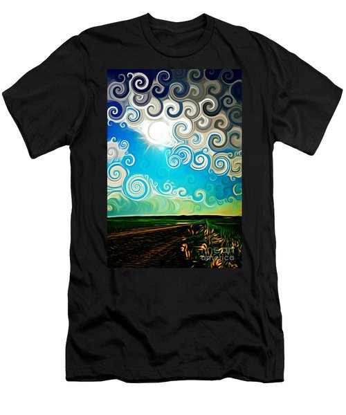 Road To Whimsy Men's T-Shirt (Athletic Fit)
