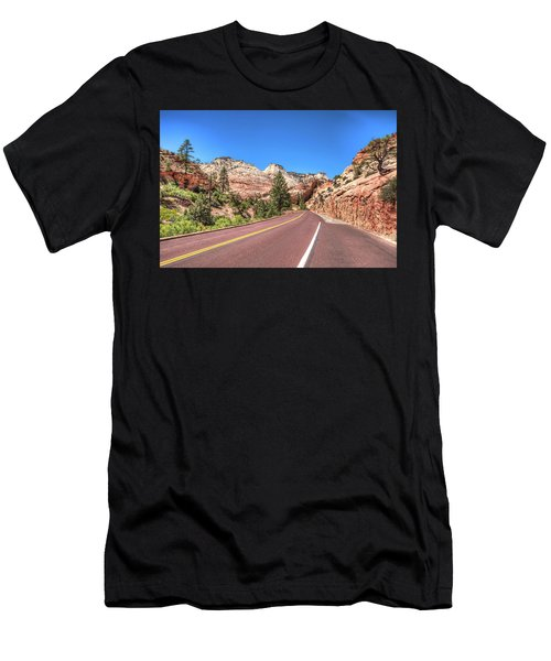 Road To Zion Men's T-Shirt (Athletic Fit)