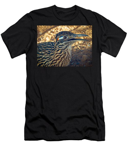 Roadrunner Portrait Men's T-Shirt (Athletic Fit)
