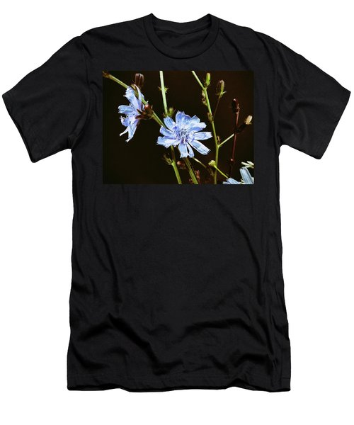 Roadside Flowers Men's T-Shirt (Athletic Fit)