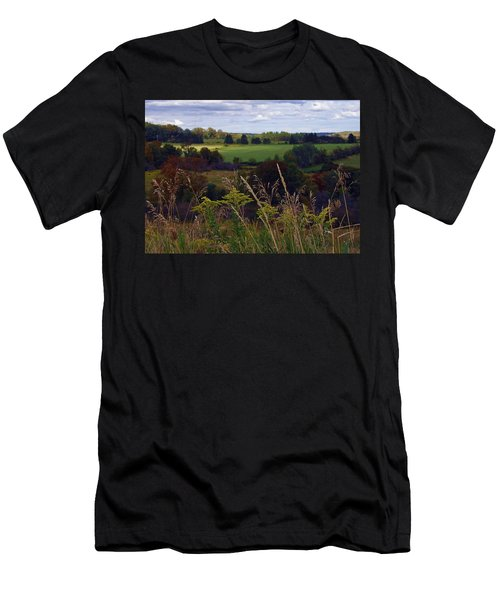 Roadside Wanderings Men's T-Shirt (Athletic Fit)