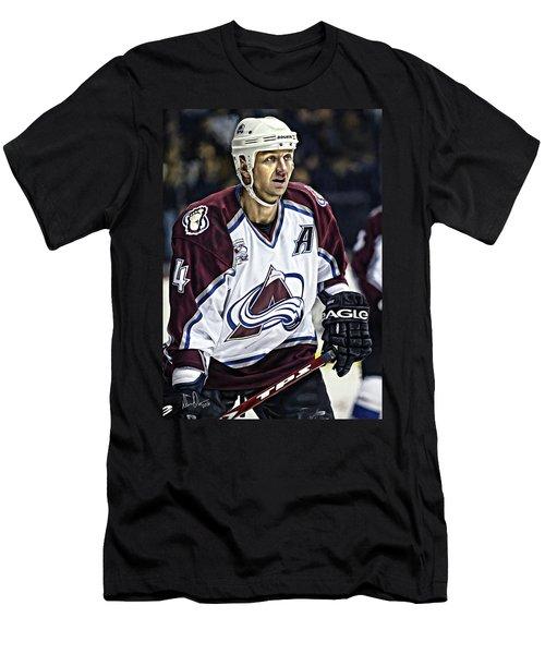 Rob Blake 1 Men's T-Shirt (Athletic Fit)