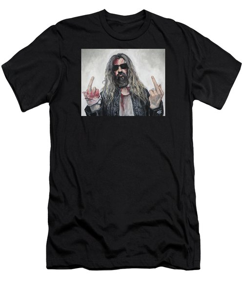 Rob Zombie Men's T-Shirt (Athletic Fit)
