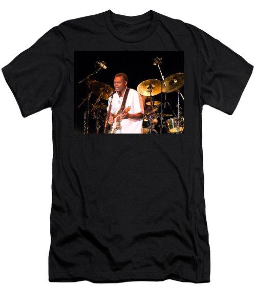 Robert Cray Men's T-Shirt (Athletic Fit)