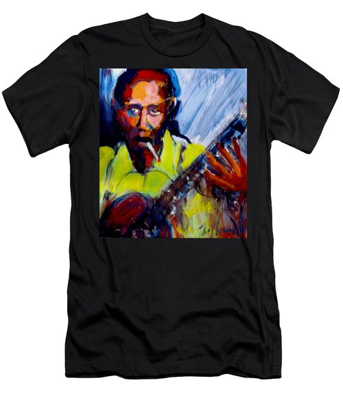 Robert Johnson Men's T-Shirt (Athletic Fit)