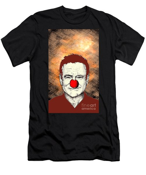 Robin Williams 2 Men's T-Shirt (Athletic Fit)