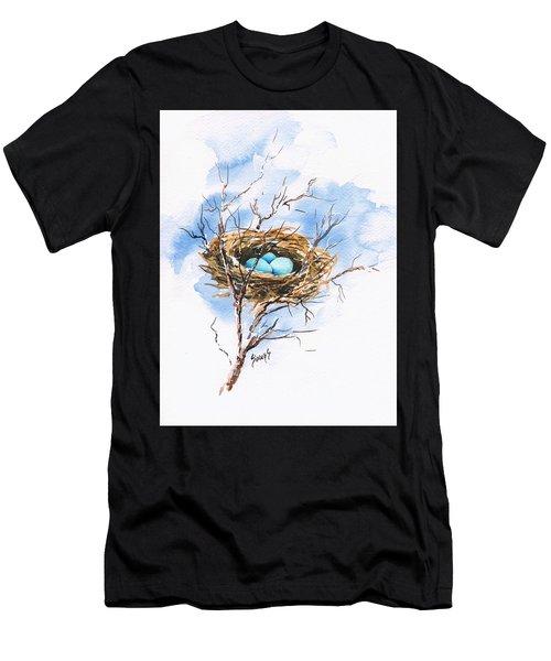 Robin's Nest Men's T-Shirt (Athletic Fit)