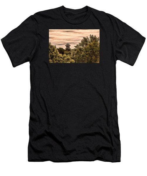 Robinson 3d Men's T-Shirt (Athletic Fit)