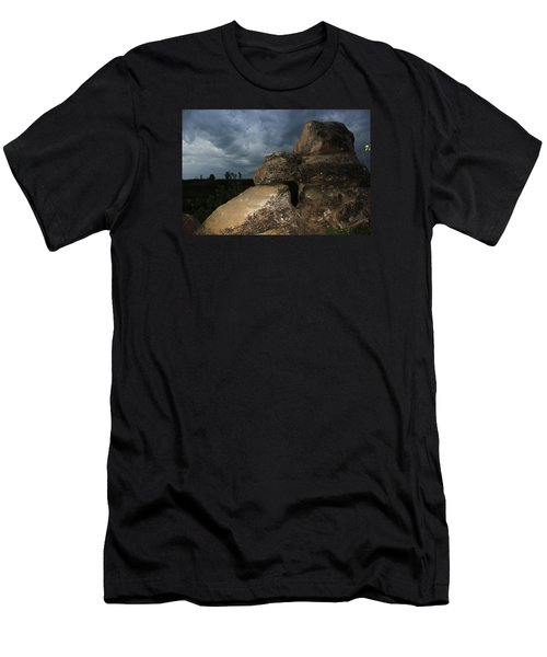 Roche Percee Peak Men's T-Shirt (Athletic Fit)