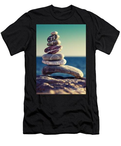 Rock Energy Men's T-Shirt (Athletic Fit)