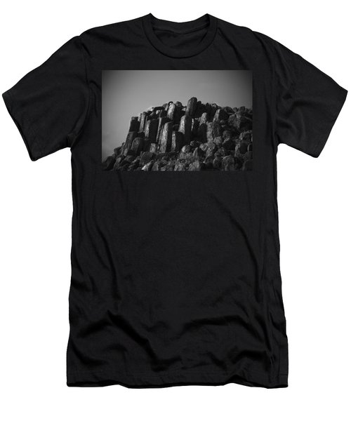Monument To Glacier Men's T-Shirt (Athletic Fit)