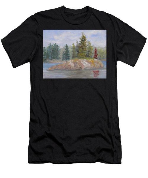 Rock Island Men's T-Shirt (Athletic Fit)