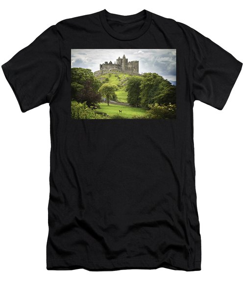 Rock Of Cashel Cashel County Tipperary Men's T-Shirt (Athletic Fit)