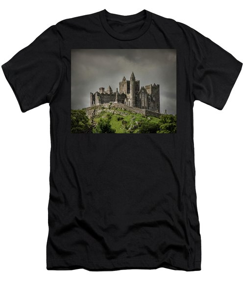 Rock Of Cashel Men's T-Shirt (Athletic Fit)