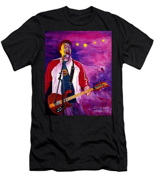 Rock On Tom Men's T-Shirt (Athletic Fit)