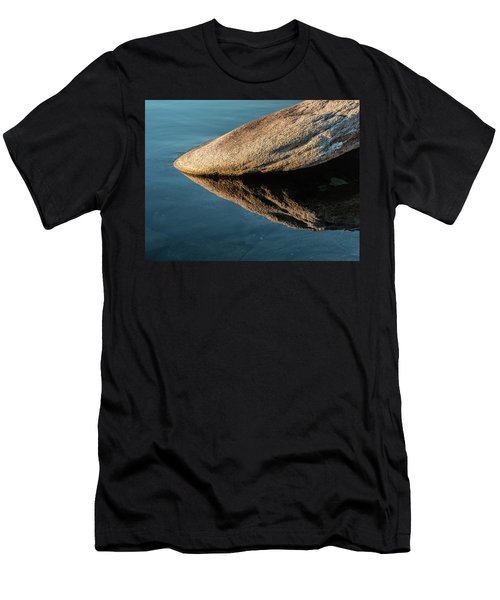 Rock Reflection Men's T-Shirt (Athletic Fit)