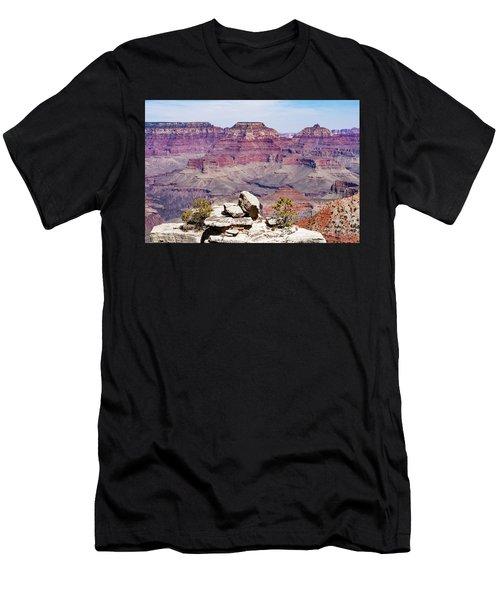 Rockin' Canyon Men's T-Shirt (Athletic Fit)