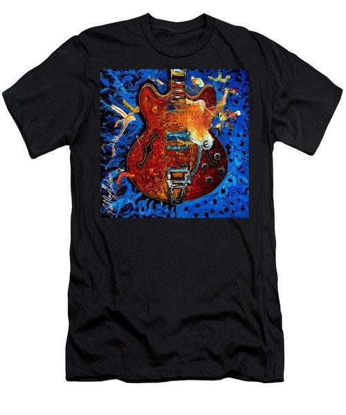 Rockin Epiphone Men's T-Shirt (Athletic Fit)