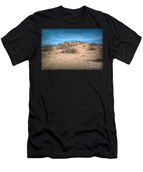 Rocks On The Hill Men's T-Shirt (Athletic Fit)