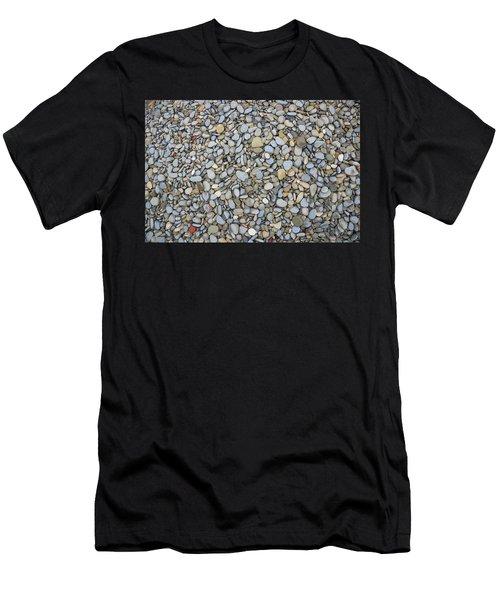 Rocky Beach 1 Men's T-Shirt (Athletic Fit)