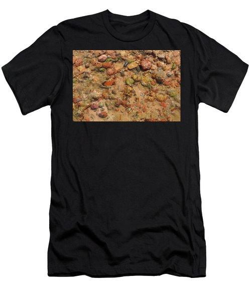 Rocky Beach 5 Men's T-Shirt (Athletic Fit)