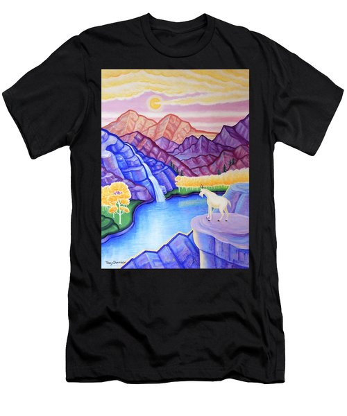 Rocky Mountain High Men's T-Shirt (Athletic Fit)