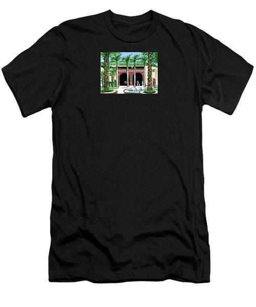 Roger Dean Stadium Men's T-Shirt (Athletic Fit)